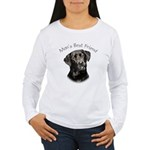 Man's Best Friend Women's Long Sleeve T-Shirt