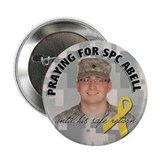 Praying for SPC Abell 2.25&amp;quot; Button