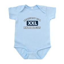 Property of Pharmacist Infant Bodysuit
