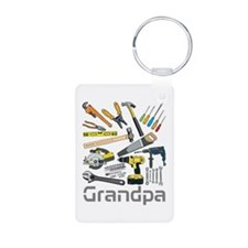 Grandpa, Tools. Keychains