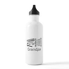Grandpa, DIY Tools. Water Bottle