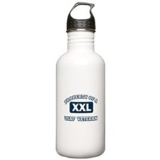 Property of USAF Veteran Water Bottle