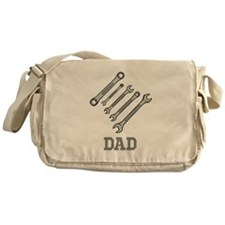 Dad, Mechanics Tools. Messenger Bag