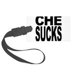 chesucks.png Large Luggage Tag