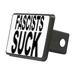 fascistssuck.png Rectangular Hitch Cover