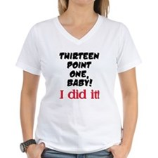 Thirteen Point One Baby Shirt