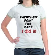 Twenty-six point two T