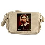 What would Flo Do Nurse Messenger Bag