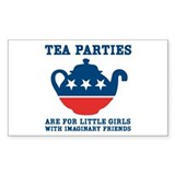 Tea Parties Decal