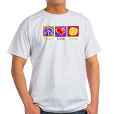 Cute Tennis players T-Shirt