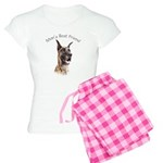 Man's Best Friend Women's Light Pajamas