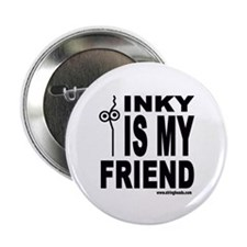 "Unique Inky 2.25"" Button (100 pack)"
