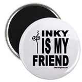 "Cool Inky 2.25"" Magnet (10 pack)"