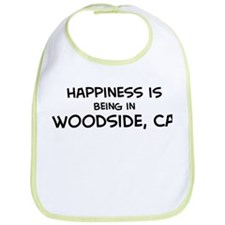 Woodside - Happiness Bib