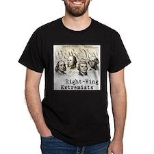 RtWingExtremists-WHT T-Shirt
