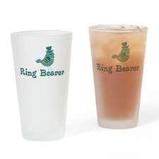 Ring Bearer Drinking Glass