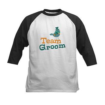 team groom kids jersey