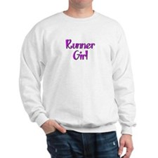 Runner Girl Sweatshirt
