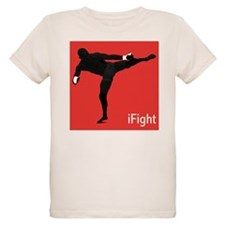 iFight (red) T-Shirt