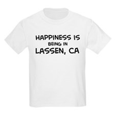 Lassen - Happiness Kids T-Shirt
