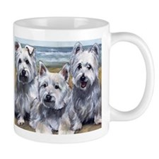 Three Westies Mug