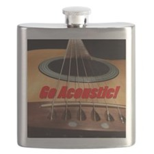 Go Acoustic Flask