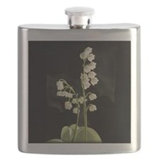 Lily of the Valley Flask