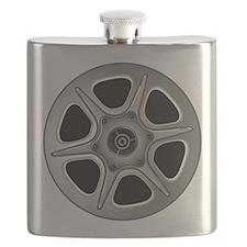 Movie Reel Flask