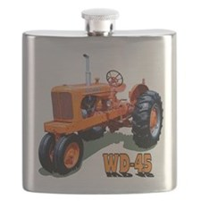 Unique 45 Flask