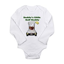 Cute Dad son Long Sleeve Infant Bodysuit
