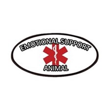 Emotional Support Animal Patches