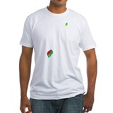 Sao Tome And Principe Flag And Map Shirt