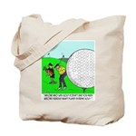 Extreme Golf Tote Bag