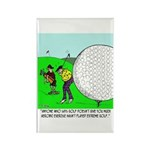 Extreme Golf Rectangle Magnet (10 pack)