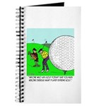 Extreme Golf Journal