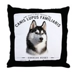 Man's Best Friend Throw Pillow