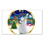 XmasMusic 3/Am Eskimo #3 Sticker (Rectangle 50 pk)