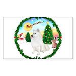 Take Off1/Am Eskimo #5 Sticker (Rectangle)