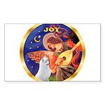 Angel3/Am Eskimo #3 Sticker (Rectangle 10 pk)