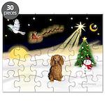 NIGHT FLIGHT<br>&Dachshund LH Puzzle