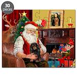 Santa's Dachshud (LH) Puzzle