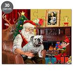 Santa's white EBD Puzzle