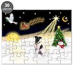 Night Flight/Fox Terrier Puzzle