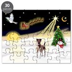 Night Flight/Fox Terrier 5 Puzzle