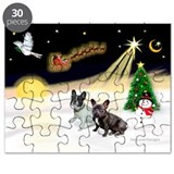 Night Flight/2 Fr Bulldogs Puzzle