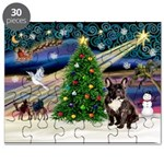 XmasMagic/French Bulldog Puzzle