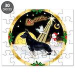 NightFlight-German Shep3 Puzzle