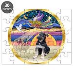 XmasStar/German Shepherd Puzzle