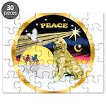 XmasDove/Golden #1B Puzzle