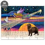 XmasStar/ Newfie Puzzle